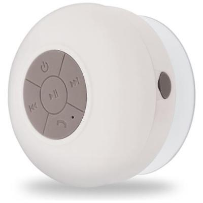 FOREVER Speaker BS-333 Bluetooth Waterproof - Bianco