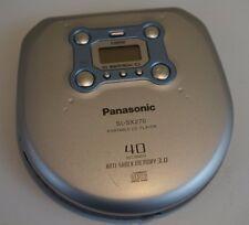 Panasonic Portable CD Player SL-SX270 40 Sec Anti-Shock 3.0 Compact Disc Audio