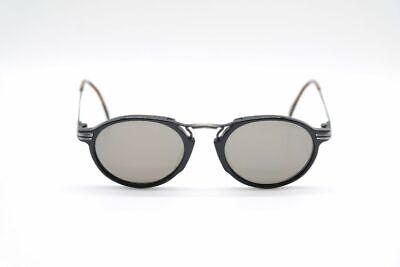 Erfinderisch Enrico Coveri Mod. 7779 - 840 46[]19 Schwarz Braun Oval Sonnenbrille Sunglasses