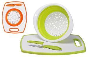 küchenset schneidebrett sieb küchenmesser küchenhelfer ... - Erstausstattung Küche