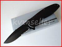 4 1/2 Metal Handle Spring Assisted Knife Ks1410-1 Camping Tool Pocket Knife