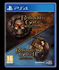 Baldur's Gate and Baldur's Gate II: Enhanced Editions (Sony PlayStation 4, 2019)