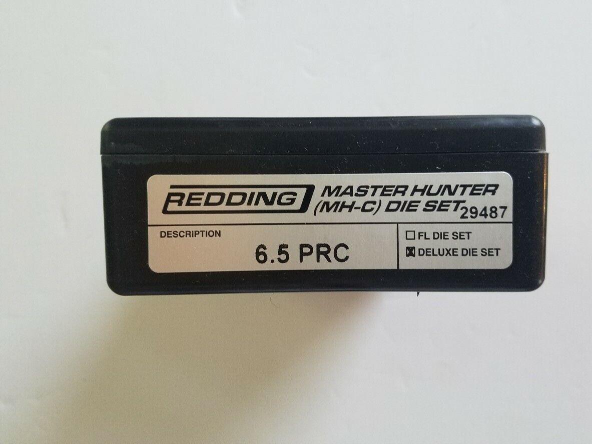 29487 rojoDING MASTER HUNTER DELUXE Die Set - 6.5 PRC-Nuevo -  envío Gratis