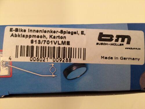 Busch /& Müller 701 Mirror for E-Bikes