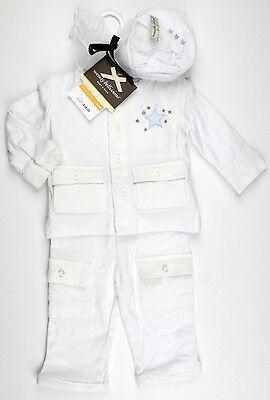 New Baby Jacket SOFT Wendy Bellissimo Coat Girl Boy Pink Blue NWT NB 3m 6m 9m