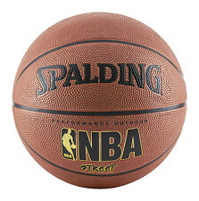 "Spalding NBA Street Basketball, Official Size 29.5"" - Orange"
