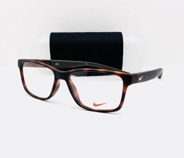 68db7087b27d5 Eyeglasses Nike 7091 INT 200 Matte Tortoise cargo Khaki for sale ...