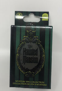 Disney-Pin-New-2020-Disney-Parks-Haunted-Mansion-Mystery-Pin-Box-Unopened