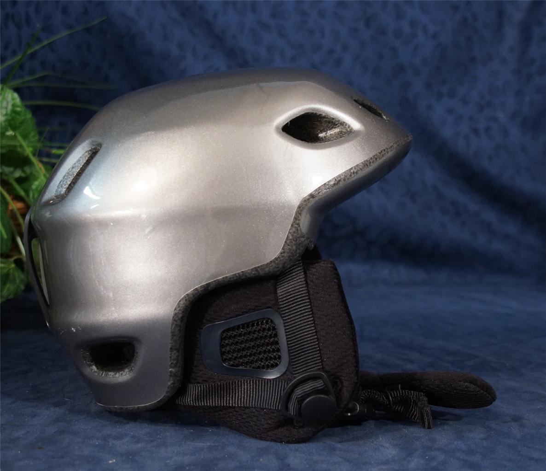 3fea4e1ae Nice Pewter ZEN Ski Snowboard Helmet Sz 55cm M LEEDOM USA  nuesxm7393-Protective Gear. Pirma Soccer Cleats-Style 192-White ...