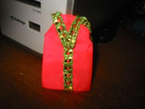 Dawn Doll Gold /& Green Orange Longlocks Dress Only