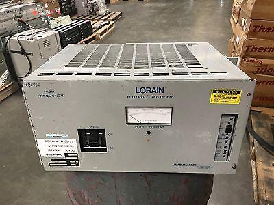 Lorain Flotrol High Frequency Rectifier A100f25 5274 036 Ebay