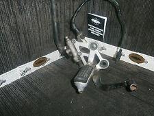 HONDA CBR100FL CBR 1000 FL hanger & Foot peg brake pedal master cylinder