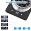 Criacr-Digital-Kitchen-Scale-11lb-5000g-Electronic-Cooking-Food-Scale-Weighing thumbnail 3