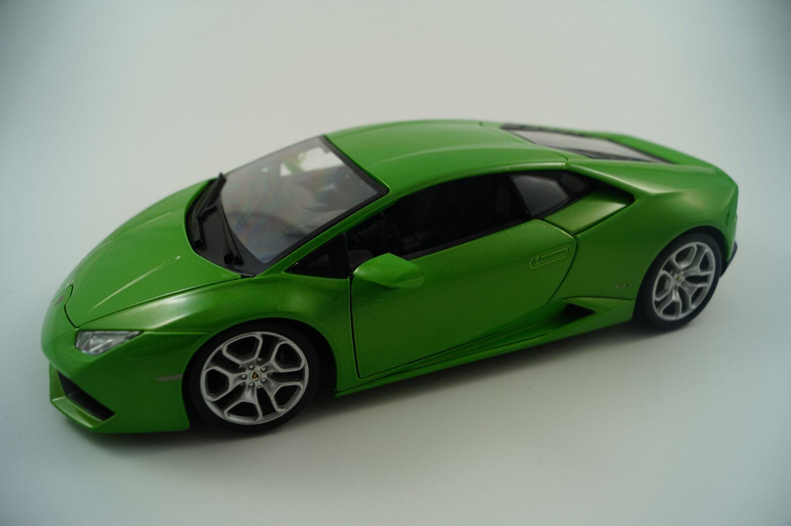 Maisto Modellauto 1 18 Lamborghini Huracan LP 610-4  | Vorzüglich