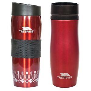 Trespass-400ml-Insulated-Thermal-Travel-Mug