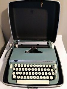 smith corona super sterling typewriter Preowned