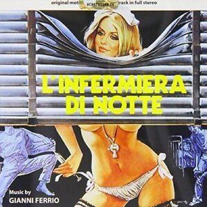Gianni Ferrio - L'infermiera di notte - Digitmovies - CD
