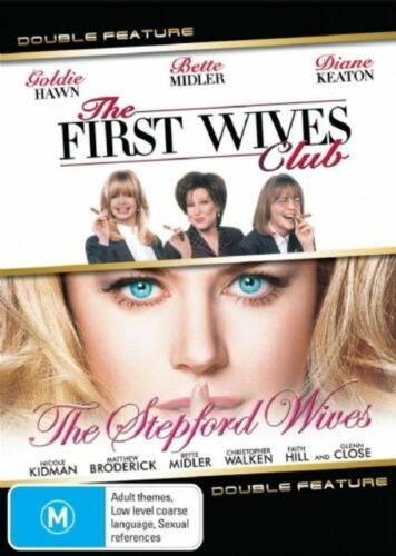 1 of 1 - The First Wives Club / Stepford Wives (DVD, 2009, 2-Disc Set)