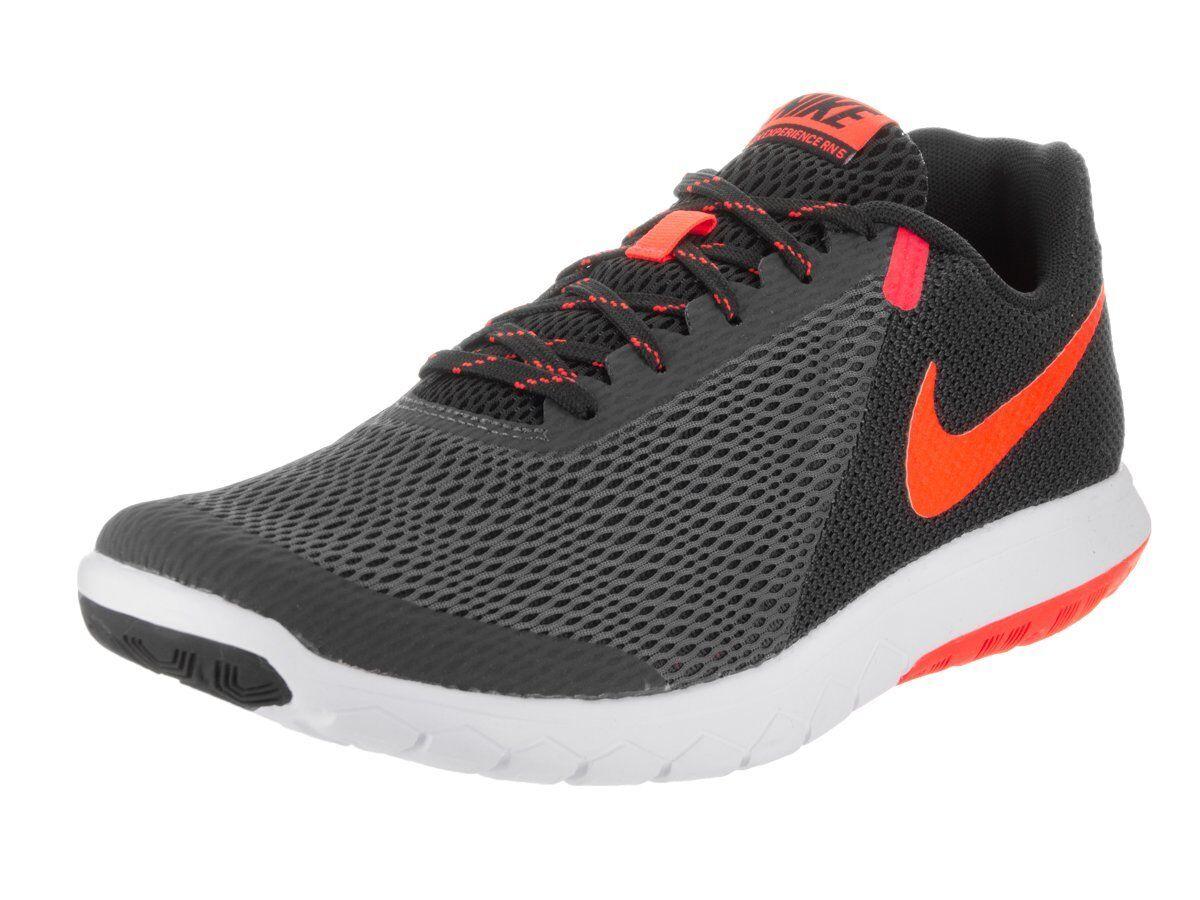 Nike - flex esperienza rn 5 scarpa da corsa, antracite / totale crimson / nero / bianco 9