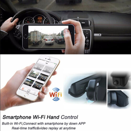 Car HD DVR Dash Cam Camera Video Recorder for Mercedes Benz MB M ML GLE W166 350