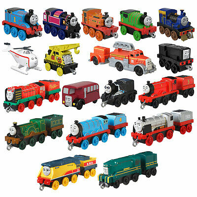 Thomas The Tank Engine Trackmaster Push le long de James