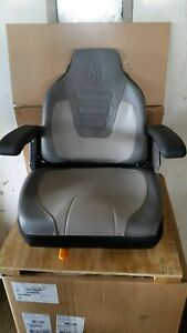 New Camo HIGH BACK SEAT w// ARM RESTS for Cub Cadet Zero Turn Lawn Mower Tractor