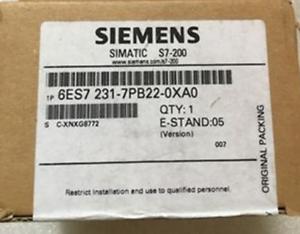 1PC-New-Siemens-Simatic-PLC-6ES7-231-7PB22-0XA0-6ES7231-7PB22-0XA0-RS8