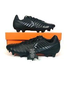 New Nike Firm Ground Tiempo Legend VII 7 Pro FG Black AH7241-001  dfea3d43cb4