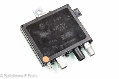 Bmw e46 antenas amplificadores 8377817-Touring páginas discos antena antena