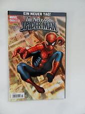 1x Comic  Marvel Im Netz von Spider-Man Nr. 15 panini Zustand 0-1/1