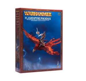 Warhammer Flamespyre Phoenix Elves Plastic Box Blanc Nouveau