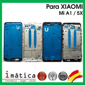 MARCO-INTERMEDIO-PARA-XIAOMI-MI-A1-5X-NEGRO-BLANCO-CHASIS-FRAME-PANTALLA-LCD
