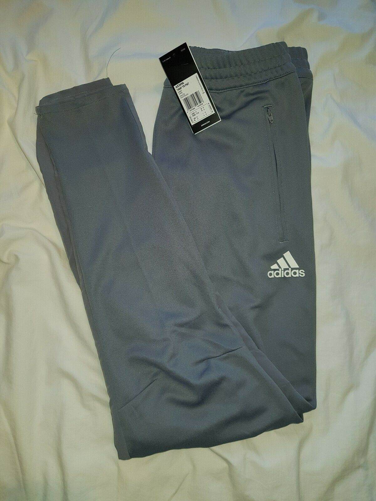 New Adidas Climalte TANF TR PANT Grey M