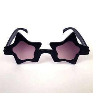 80s-90s-2000s-Anime-Emo-Punk-Nerd-Gothic-Metal-Black-Rock-Star-Shape-Sunglasses