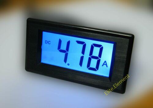 AC 0-10 A Digital AMP Courant Panneau Alternant compteur Ampèremètre Built-in CT MZ