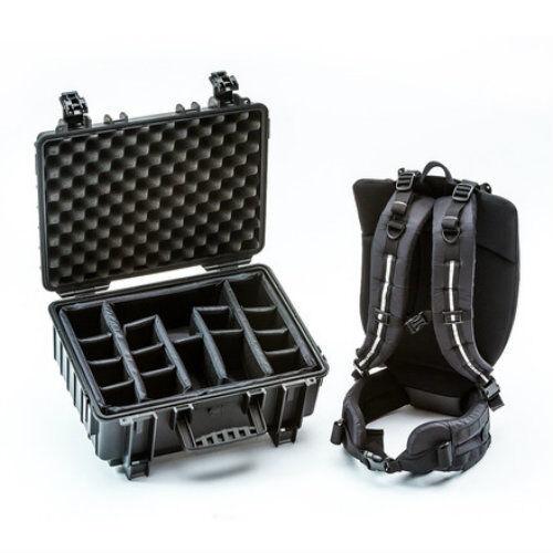(EO) 2 ® Fastener snappak ™ Sac à dos Harnais Système Avec étanche appareil photo CASE EO3501