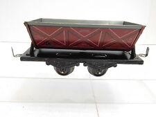 eso-16627 Alte Spur 0 Blech Güterwagen mit Gebrauchsspuren,Farbschäden