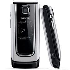 Nokia 6555 - Silver - Flip Mobile Phone