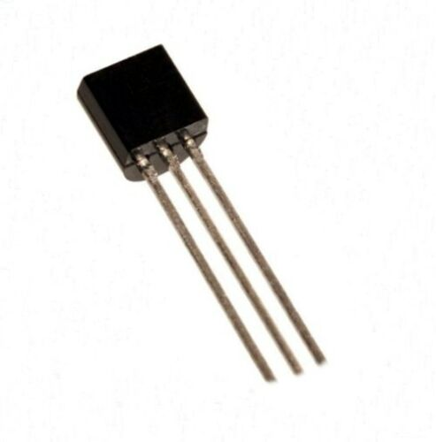 BC308 B TO92 PNP Transistor 10St. intermetall 500 mWatt 30V 100mA