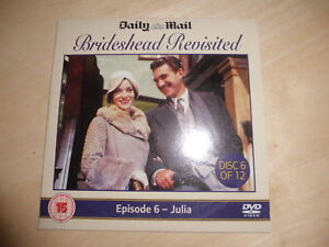 049 PROMO DVD BRIDESHEAD REVISITED  No 6  Julia - ABERDEEN, Aberdeen City, United Kingdom - 049 PROMO DVD BRIDESHEAD REVISITED  No 6  Julia - ABERDEEN, Aberdeen City, United Kingdom