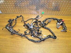 07 kawasaki ninja 600 zx6r zx 6r zx6 main wiring harness ebay rh ebay com zx6r wiring harness 2005 zx6r wiring harness