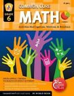 Common Core Math Grade 6: Activities That Captivate, Motivate, & Reinforce by Marjorie Frank (Paperback / softback, 2014)
