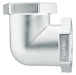 New Plastic Elbows brass Fittings Ll114 1-1//4/""