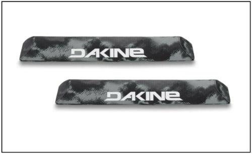 DAKINE AERO ROOF RACK PADS Board Transport Dark Camo Padded Crossbar Rack Pads