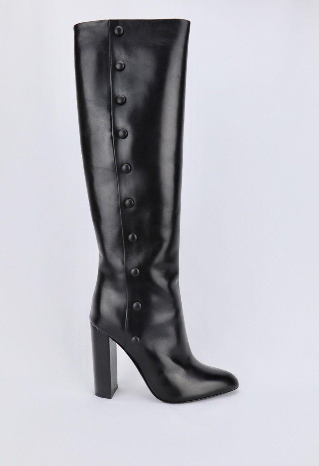 Tom Ford Women's High Heel Black Boots 8.5