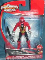 Power Rangers Super Megaforce Red Ranger 4 Figure