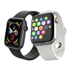 Dorado-Bluetooth-reloj-discado-telefonia-HD-Display-Android-iOS-impermeable