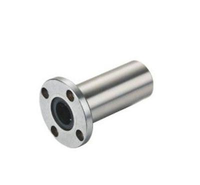 Linearlager lang  Lmf-10-Luu Flanschlager rund für 10 mm Welle