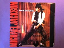 "Michael Jackson - Leave Me Alone (7"" single) picture sleeve 654672 7"