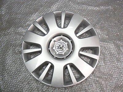 Vauxhall ASTRA H HUB CAP COPERCHIO ORIGINALE NUOVO 04-10